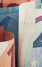 Naudas banknotes